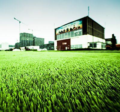 изкуствена трева без пълнеж