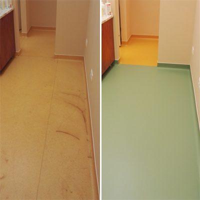Реновиране на подови покрития