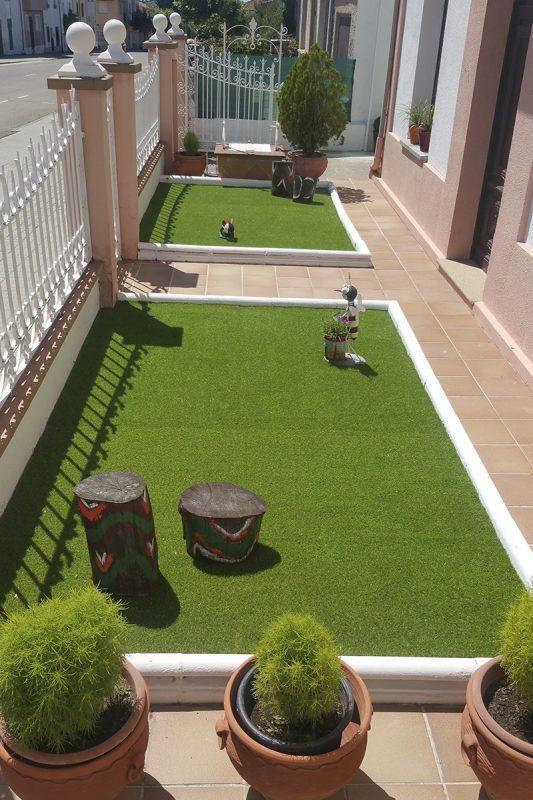 изкуствена трева за вашият двор