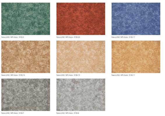 PVC подова настилка Fatra Kolor