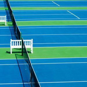 Спортни терени